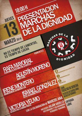 Presentacion Marchas Alcalá redes
